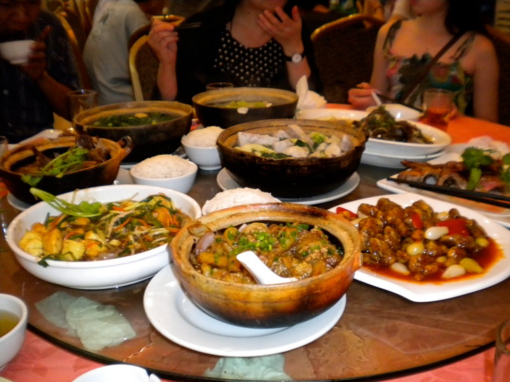 Chinese meal
