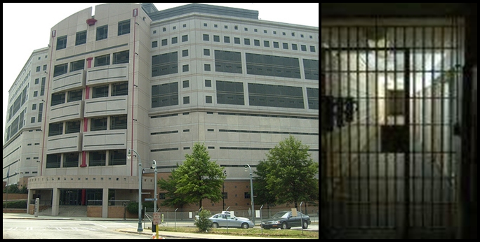 This is the prison I spent Halloween Night in of my senior year in high school